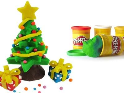 How To Make Christmas Tree Play Doh