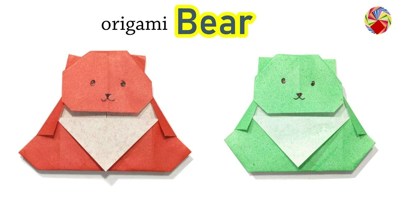 how to make paper animals