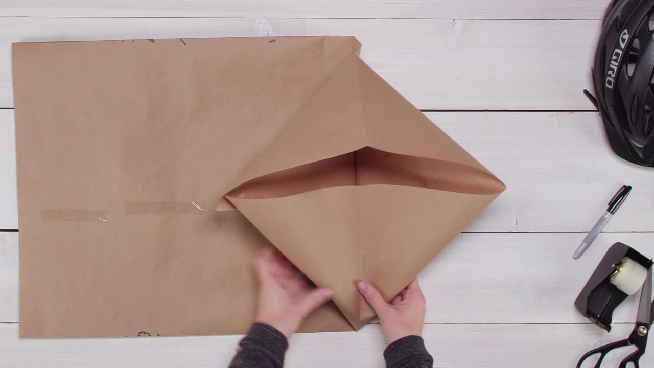 Gift Wrap Hacks: How to Wrap a Bike Helmet