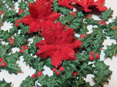 How To Make 3D Poinsettia Heartfelt Creations 3D Mold