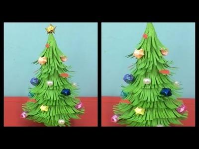 How to make christmas tree at home. diy christmas tree very easy