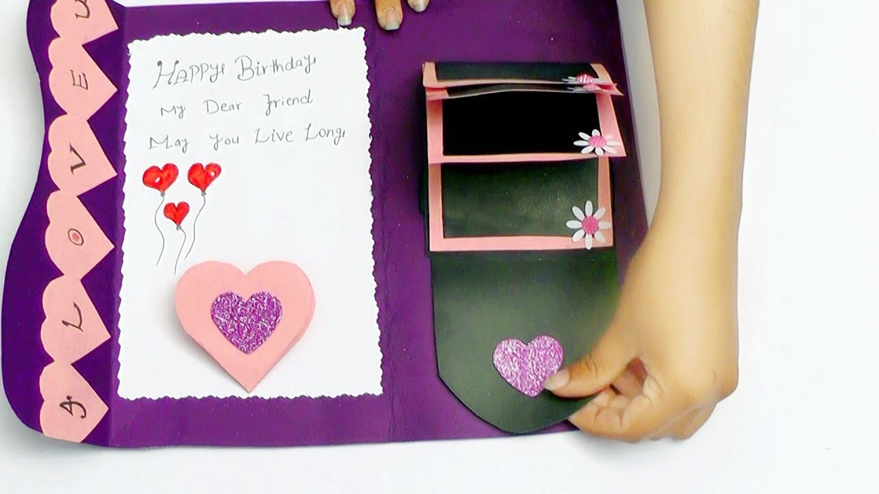 How To Make Happy Birthday Card Best Ideas
