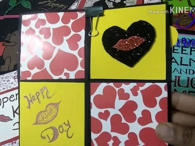 How to make valentines day special card | valentine day special handmade card