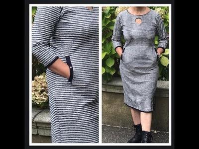 How to Stitch Side Pocket in your Dress.Kurti.Kaftan