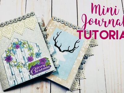 Mini Journal Tutorial - Quick and Easy