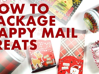 VIDMAS 2018. How to Package Happy Mail Treats