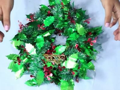 DIY Christmas Decor | Dhruvi Shah