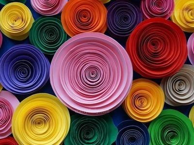 Easy Paper Flowers | Beautiful Flower Making | DIY