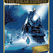 Unique Hand Made pdf Sewing Dmc Crafts Polar Express Cross Stitch Pattern***LOOK***