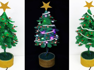 Very Easy and Beautiful Christmas Tree???? from art paper. Christmas Tree Decoration for Kids