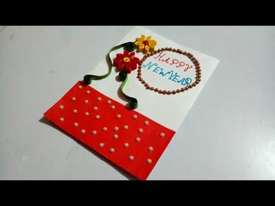 Beautiful Handmade New Year 2019 Card Ideas | DIY Greeting Cards for New Year |