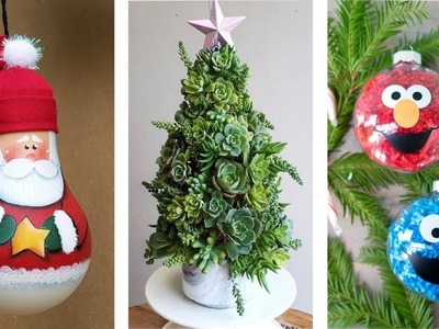 DIY Christmas Decor and Life Hacks Ideas Easy Crafts at Home for Christmas and Winter 2019 #4