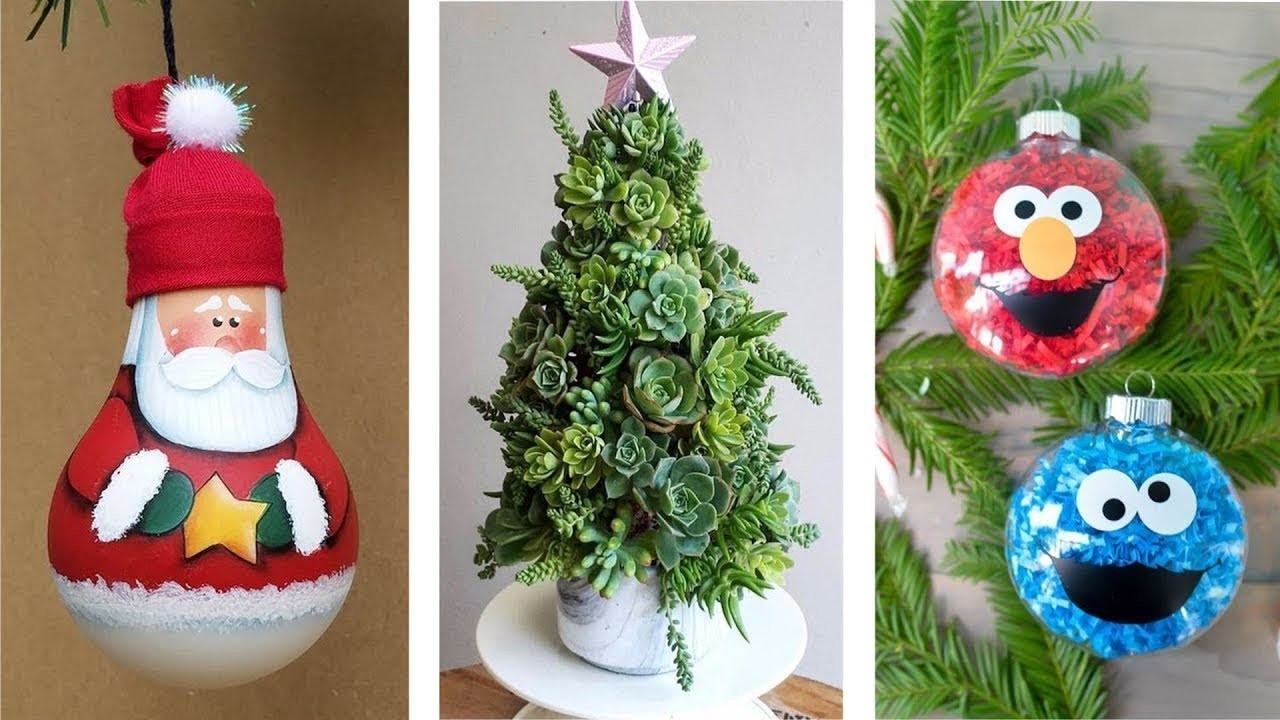 Christmas Life Hacks.Diy Christmas Decor And Life Hacks Ideas Easy Crafts At Home