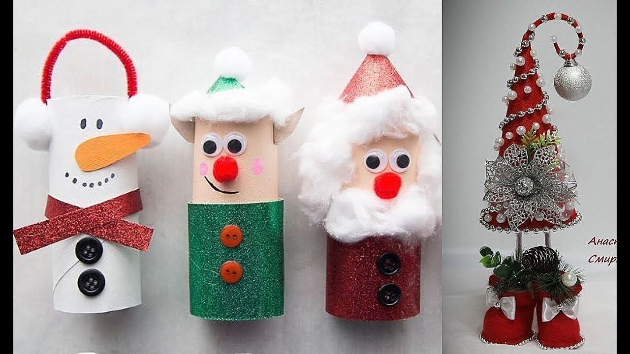 DIY Christmas Decor! Easy Fast DIY Christmas & Winter Idea for Teenagers 2019