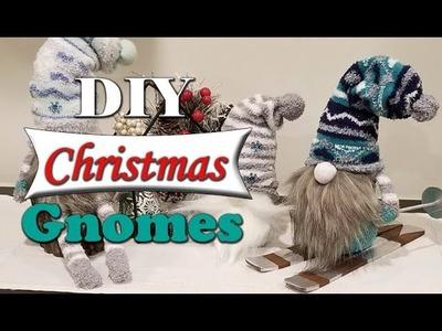 DIY Christmas Gnomes ????????