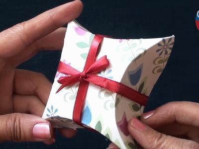 DIY Gift Box Idea for Christmas