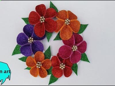 DIY | wall Hanging | DIY | Room decoration ideas |christmas wreath