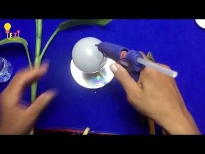 Free Light Broken, How to make Free broken for decoration ? DIY Idea  Free light broken.
