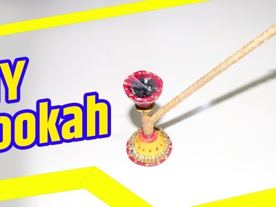 How to make beautiful hookah? DIY Hookah to make your home beautiful?