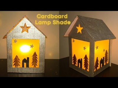 Lamp shade.Lantern diy || Best for Christmas and New Year decoration || Art & Essentials
