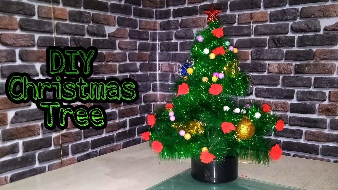 ✪ DIY Christmas Tree   Easiest way to make #Christmas Tree at home ✪ StarTech Tips ✪