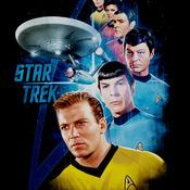 Star Trek Cross Stitch Pattern***LOOK***X***INSTANT DOWNLOAD***