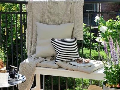 TOP 6 Home Decor Ideas You Can Easily DIY   Balcony decor