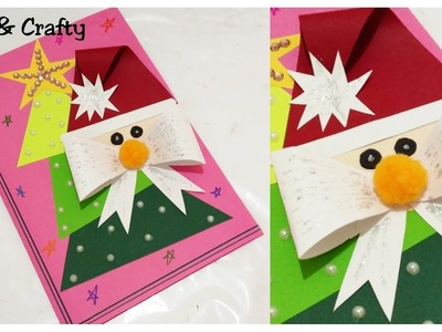 Easy Christmas Cards For Kids.Kids Easy Christmas Cards For Kids Handmade Christmas