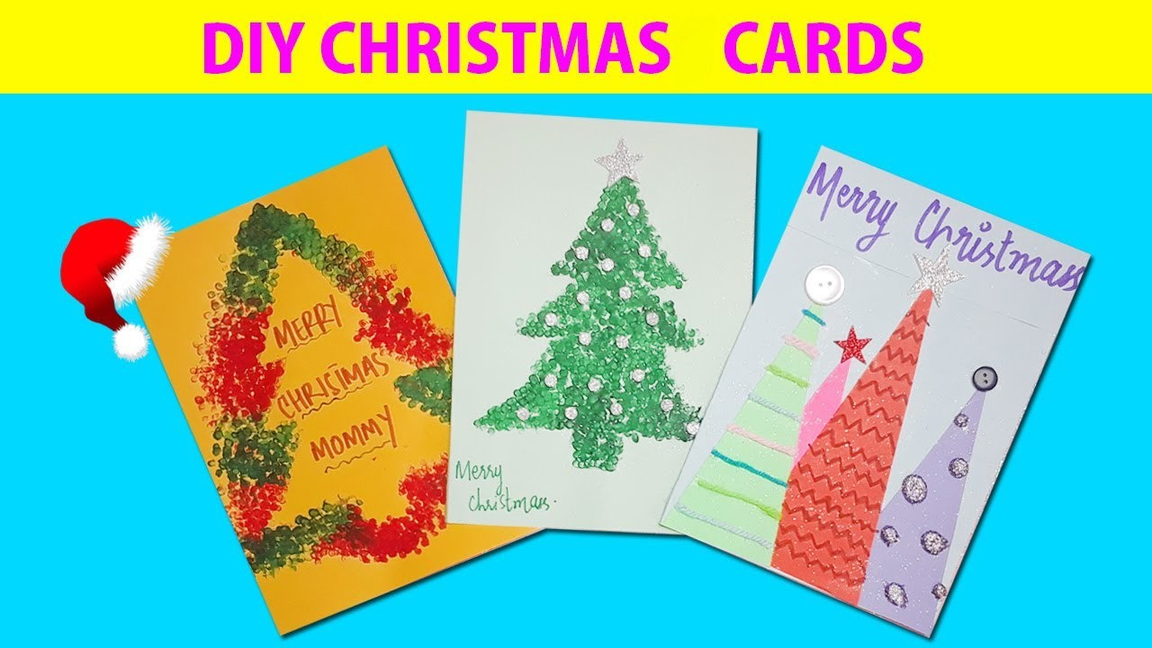 Easy Christmas Cards Designs.Easy Christmas Cards Ideas And Designs Simple Best Christmas