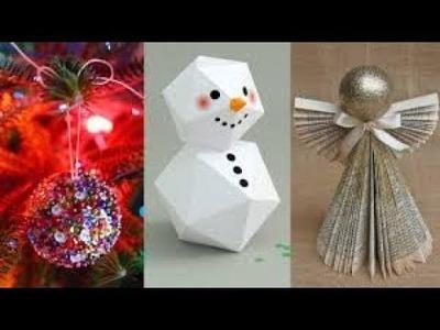 Simple Christmas Decorations Ideas 2018