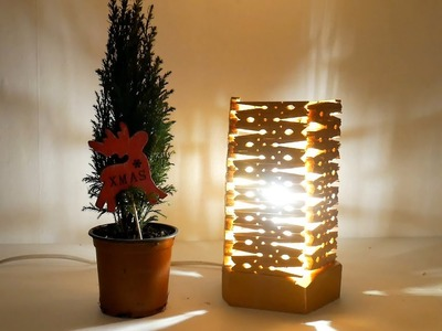 Amazing DIY Desk Lamp for Room Decor