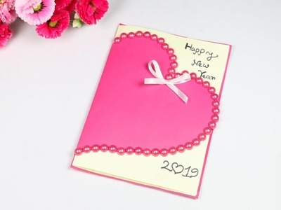 Card Beautiful Handmade Card Idea For Anniversary Love Handmade