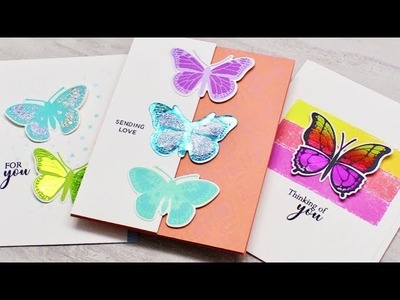 3 Ways To Stamp n' Foil