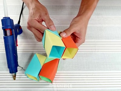 Amazing Paper Craft   Easy DIY Pen Holder Paper Crafts Ideas   Art All The Way