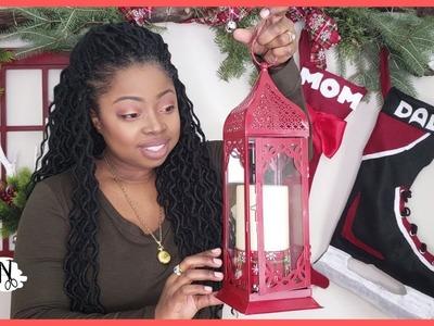 Christmas Crafts | Kiesha Fraser DIY Days of Christmas | Part 1
