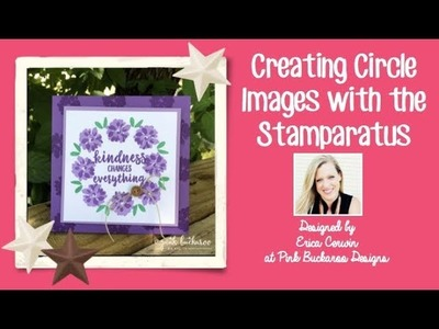 Creating a Circle Image with the Stamparatus