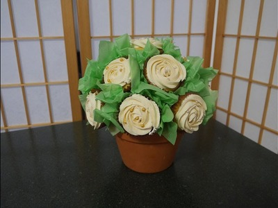 Cupcake Bouquet - How To