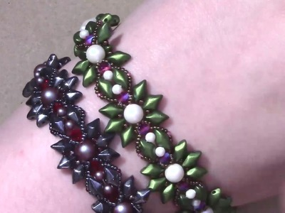 Diamonduo Spider Chain Beaded Bracelet - Lessons With Odin