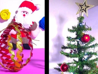 DIY Christmas Tree Decor Easy Crafts Ideas for Christmas & Winter - NEW YEAR DECOR