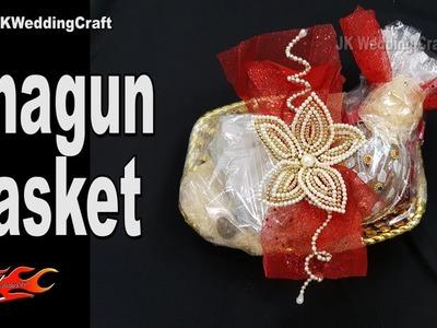 DIY Shagun Basket  - JK Wedding Craft 164