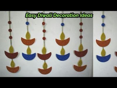 Easy Diwali Decoration Ideas | Diwali Home Decoration | Diwali Decoration DIY | artmypassion