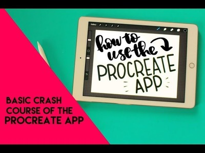 How to letter and create free cut files with the pro create app
