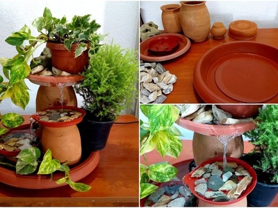 How to Make amazing Terracotta Fountain very easy