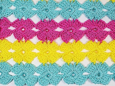 How to make crochet stitch