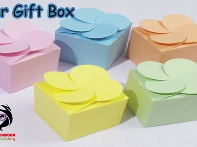 How to Make Paper Box.DIY.Paper Craft.Handicraft.origami#134