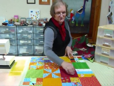 How to use some of those delicious leftovers blocks in quilts - Quilting Tips & Techniques 127