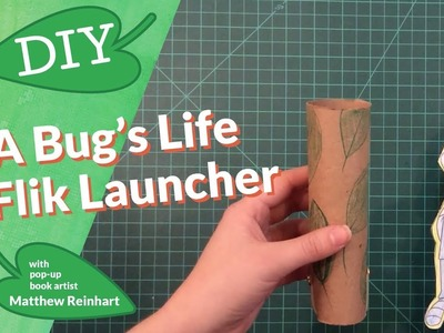 Let's Make it Pop! A Bug's Life Flik Launcher