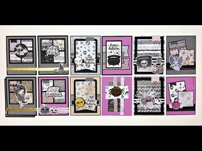 Love From Lizi September Super Kit - Part Two - 10+ cards 1 kit