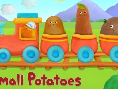 Small Potatoes - Potato Train