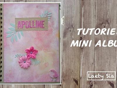 """Tutoriel mini Album """"Apolline"""""""